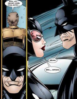 Batman HentaI – Batman e Mulher Gato na Putaria