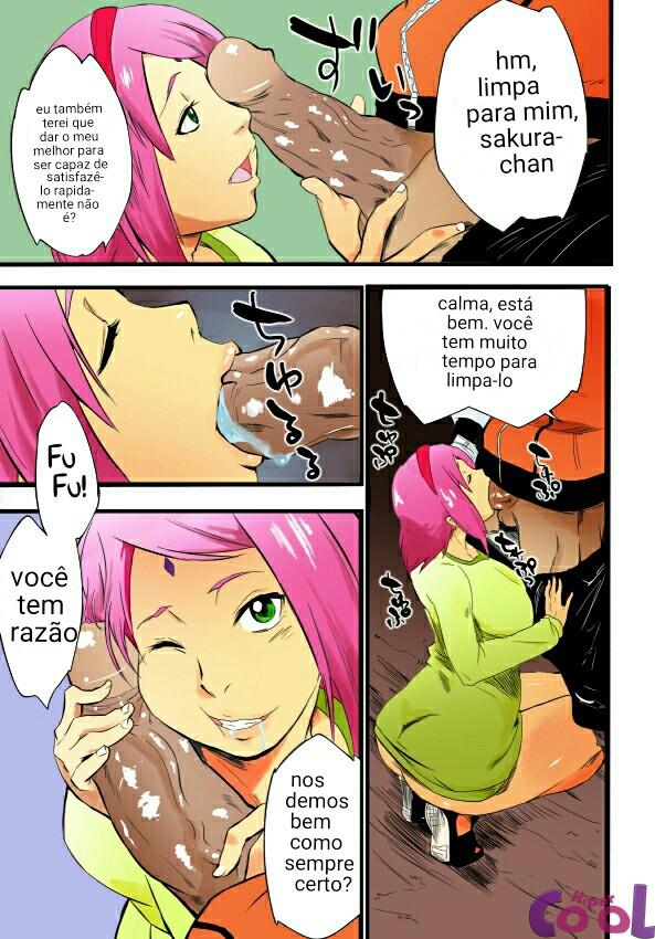 Sakura Louca por Sexo Anal