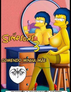 Simpsons Porno – Comendo Minha Mãe