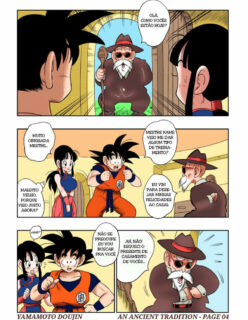Dragon Ball: Uma antiga tradição - Foto 5