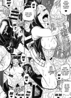 Momo x Shiro - Boku no Hero Hentai - Foto 13