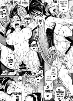 Momo x Shiro - Boku no Hero Hentai - Foto 14