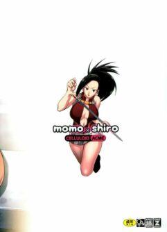 Momo x Shiro - Boku no Hero Hentai - Foto 25