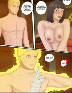 Naruto: O verdadeiro hokage - Foto 2