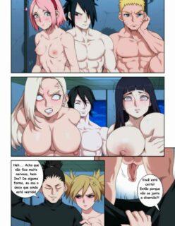 Naruto: Strip Shogi - Foto 3
