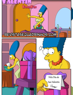 O Dia dos Namorados – Os Simpsons Hentai