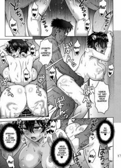 Pattern N: Hane Bado! - Doujinshi Hentai - Foto 18