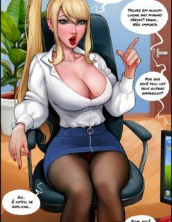 Strip poker com as safadas - Foto 2