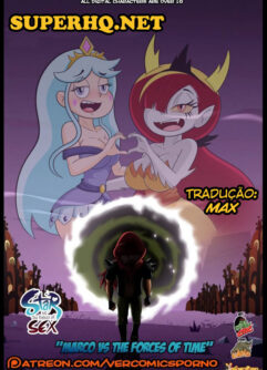 Marco vs as Forças do Tempo