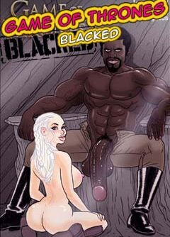Game of Thrones Blacked